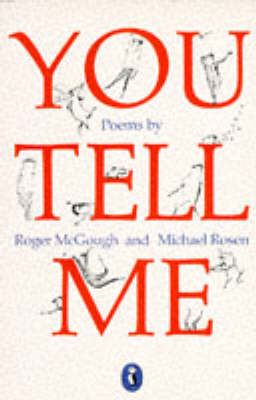 You Tell Me: Poems