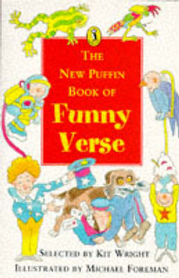 The New Puffin Book of Funny Verse