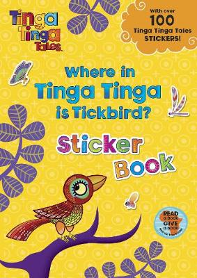Tinga Tinga Tales: Where in Tinga Tinga is Tickbird?