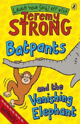 Batpants and the Vanishing Elephant
