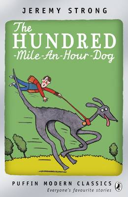 The Hundred-Mile-An-Hour Dog (Book & CD)
