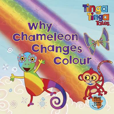 Tinga Tinga Tales: Why Chameleon Changes Colour