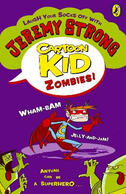 Cartoon Kid - Zombies!