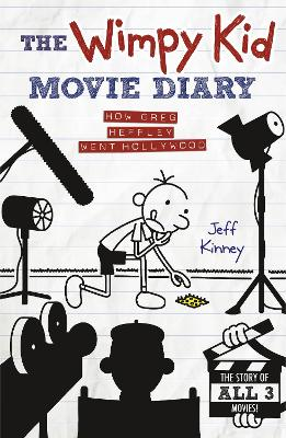 The Wimpy Kid Movie Diary: How Greg Heffley Went Hollywood