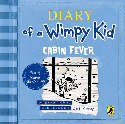 Cabin fever diary of a wimpy kid book 6 reviews toppsta cabin fever cabin fever diary of a wimpy kid book 6 solutioingenieria Images