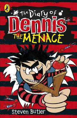The Diary of Dennis the Menace (book 1)