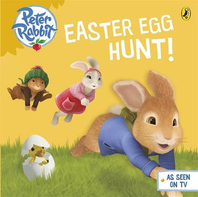 Peter Rabbit animation: Easter Egg Hunt!