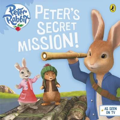 Peter Rabbit Animation: Peter's Secret Mission