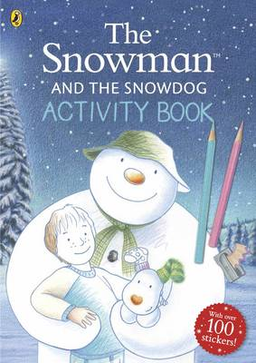 The Snowman and The Snowdog Activity Book