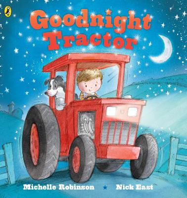 Goodnight Tractor