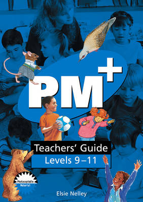 PM Plus Blue Level 9-11 Teachers' Guide