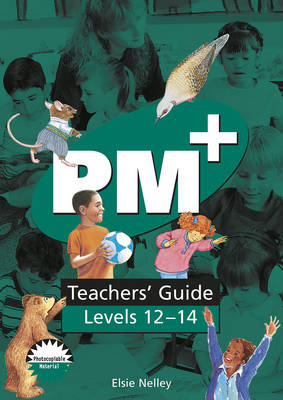 PM Plus Green Level 12-14 Teachers' Guide