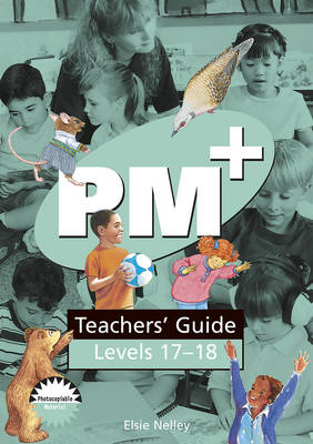 PM Plus Turquoise Level 17-18 Teachers' Guide