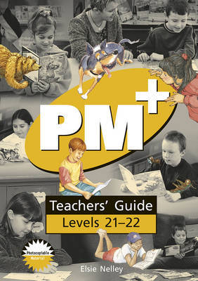 PM Plus Gold Level 21-22 Teachers' Guide