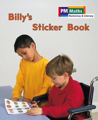 Billy's Sticker Book