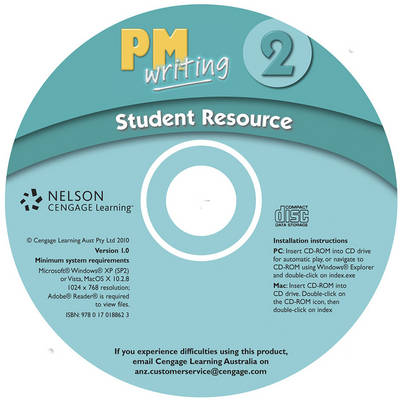 PM Writing 2 Student Resource CD (Site Licence)