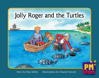Jolly Roger and the Turtles