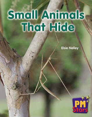 Small Animals That Hide