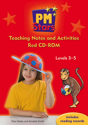 PM Stars Red Activities and Teaching Notes CD-ROM