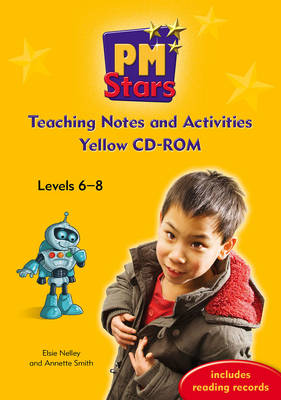 PM Stars Yellow Activities and Teaching Notes CD-ROM