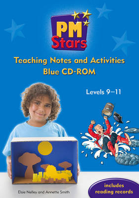PM Stars Blue Activities and Teaching Notes CD-ROM