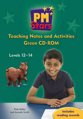 PM Stars Green Activities and Teaching Notes CD-ROM