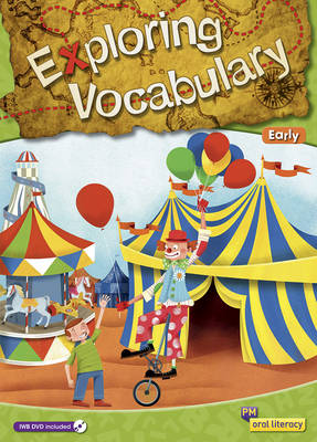 PM Oral Literacy Exploring Vocabulary Early Big Book + IWB DVD