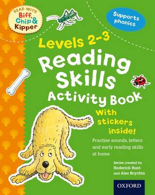 Oxford Reading Tree Read With Biff, Chip, and Kipper: Levels 2-3: Reading Skills Activity Book