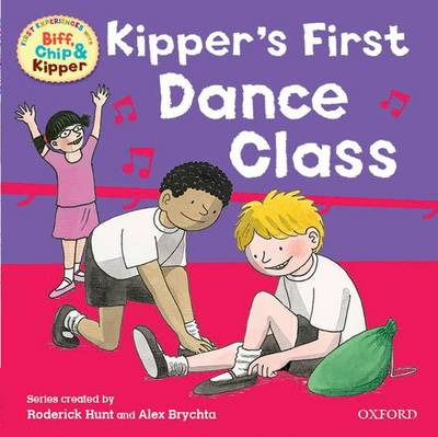Oxford Reading Tree: Read With Biff, Chip & Kipper First Experiences Kipper's First Dance Class