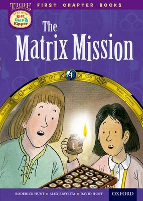 Read With Biff, Chip and Kipper: Level 11 First Chapter Books: The Matrix Mission