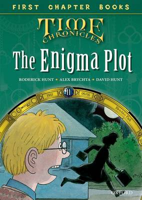Read With Biff, Chip and Kipper: Level 12 First Chapter Books: The Enigma Plot