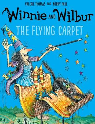 Winnie and Wilbur: The Flying Carpet