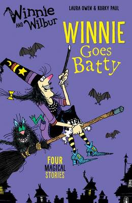 Winnie and Wilbur: Winnie Goes Batty
