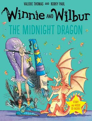 Winnie and Wilbur: The Midnight Dragon