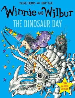 Winnie and Wilbur: The Dinosaur Day