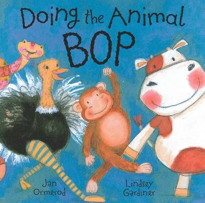 Doing the Animal Bop: Book/CD