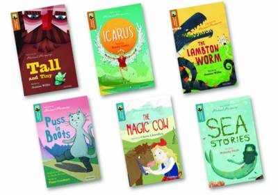 Oxford Reading Tree TreeTops Greatest Stories: Oxford Level 8-9: Mixed Pack
