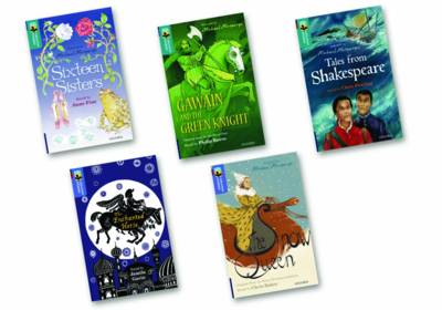 Oxford Reading Tree TreeTops Greatest Stories: Oxford Level 16-17: Mixed Pack