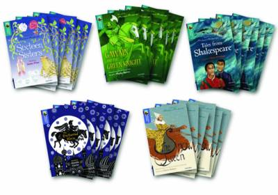 Oxford Reading Tree TreeTops Greatest Stories: Oxford Level 16-17: Class Pack
