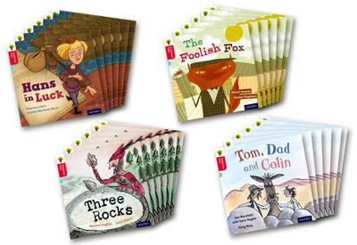 Oxford Reading Tree Traditional Tales: Level 4: Class Pack of 24