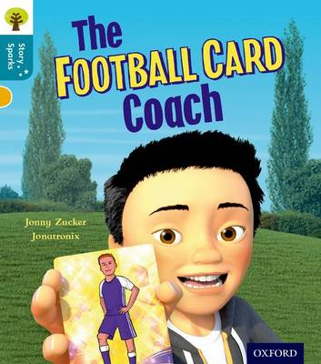 Oxford Reading Tree Story Sparks: Oxford Level  9: The Football Card Coach