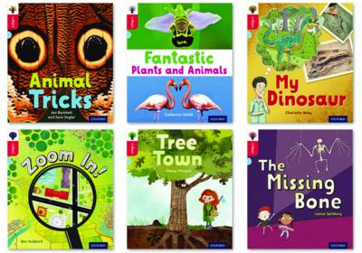 Oxford Reading Tree inFact: Oxford Level 4: Class Pack of 36