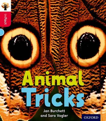 Oxford Reading Tree inFact: Oxford Level 4: Animal Tricks