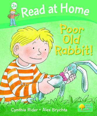 Read at Home: Level 2a: Poor Old Rabbit!
