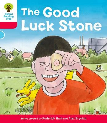 Oxford Reading Tree: Decode and Develop More A Level 4: The Good Luck Stone