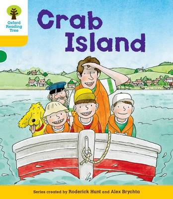 Oxford Reading Tree: Decode and Develop More A Level 5: Crab Island