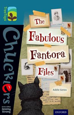 Oxford Reading Tree TreeTops Chucklers: Level 19: The Fabulous Fantora Files