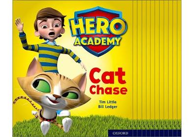 Hero Academy: Oxford Level 1/1+, Lilac/Pink Book Band: Mixed pack