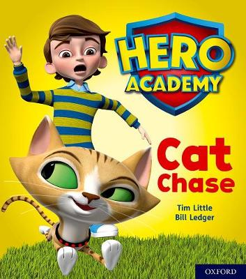 Hero Academy: Oxford Level 1, Lilac Book Band: Cat Chase