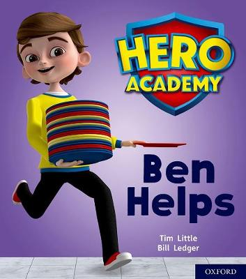 Hero Academy: Oxford Level 1+, Pink Book Band: Ben Helps